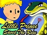 Little Prince Saves the Rose