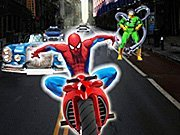 Spiderman Dangerous Ride 2